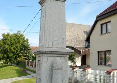 Nagykanizsa - Bagola világháborús emlékmű 2013.05.26. küldő-Sümec (6)