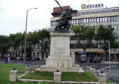 Nagykanizsa I.vh emlékmű 2007.08.15. küldő-Hunmi (2)