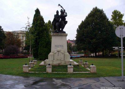 Nagykanizsa I.vh emlékmű 2007.08.15. küldő-Hunmi