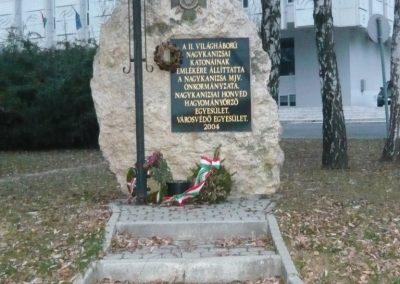 Nagykanizsa II.vh emlékmű 2009.01.01.küldő-Sümec (1)