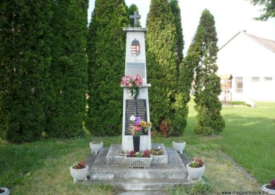 Nagykanizsa - Kisfakos II. világháborús emlékmű 2013.05.26. küldő-Sümec (1)