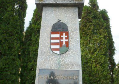 Nagykanizsa - Kisfakos II. világháborús emlékmű 2013.05.26. küldő-Sümec (2)