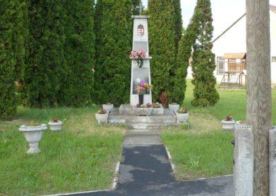 Nagykanizsa - Kisfakos II. világháborús emlékmű 2013.05.26. küldő-Sümec