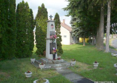 Nagykanizsa - Kisfakos II. világháborús emlékmű 2013.05.26. küldő-Sümec (6)