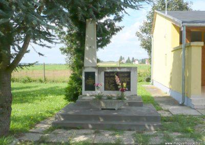Nagykanizsa-Palin világháborús emlékmű 2010.08.17. küldő-Sümec
