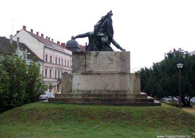 Nagykanizsa hősi emlékmű 2007.08.15. küldő-Hunmi (1)