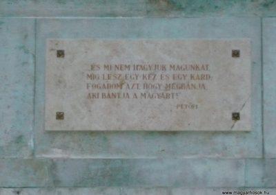 Nagykanizsa hősi emlékmű 2009.01.01.felújitás után küldő-Sümec (1)