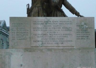 Nagykanizsa hősi emlékmű 2009.01.01.felújitás után küldő-Sümec (3)