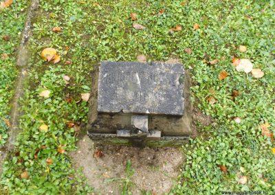 Nagykanizsa , temető I. világháborús emlékhely 2014.10.24. küldő-kalyhas (1)