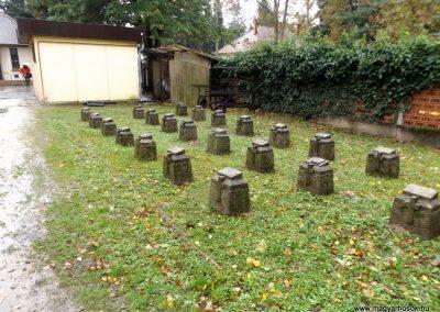 Nagykanizsa , temető I. világháborús emlékhely 2014.10.24. küldő-kalyhas (4)