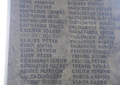 Nagykovácsi világháborús emlékmű 2008.05.07.küldő-Huszár Peti (5)