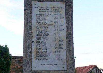 Nagylengyel világháborús emlékmű 2008.07.17. küldő-HunMi (2)