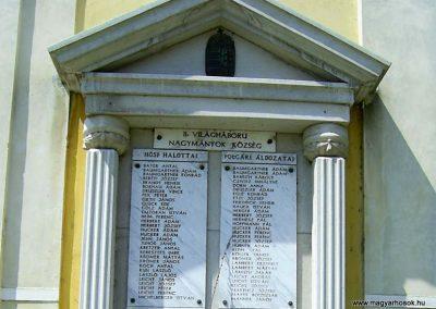 Nagymányok világháborús emlékmű 2011.06.13. küldő-Bagoly András (5)
