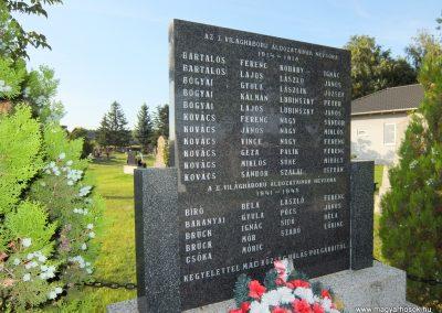 Nagymad világháborús emlékmű 2015.08.28. küldő-Méri (1)