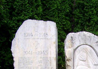 Nagymaros világháborús emlékmű 2009.08.06. küldő-Panka (1)