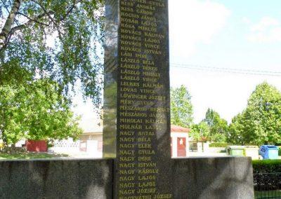Nagymegyer I. világháborús emlékmű 2014.06.18. küldő-Méri (3)