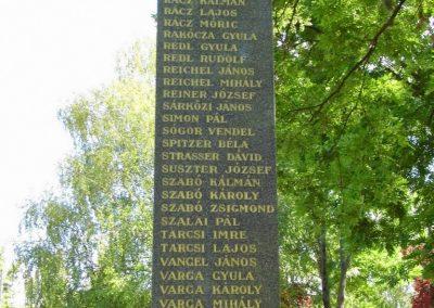 Nagymegyer I. világháborús emlékmű 2014.06.18. küldő-Méri (6)
