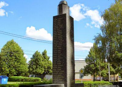 Nagymegyer II. világháborús emlékmű 2014.06.18. küldő-Méri (5)