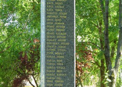 Nagymegyer II. világháborús emlékmű 2014.06.18. küldő-Méri (6)