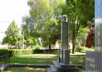 Nagymegyer II. világháborús emlékmű 2014.06.18. küldő-Méri (7)