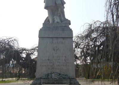 Nagyoroszi világháborús emlékmű 2009.04.13. küldő-Ágca (1)