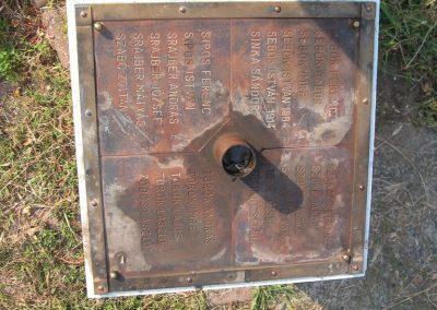 Nagyréde II.vh emlékmű 2009.08.25.küldő-kalyhas (7)