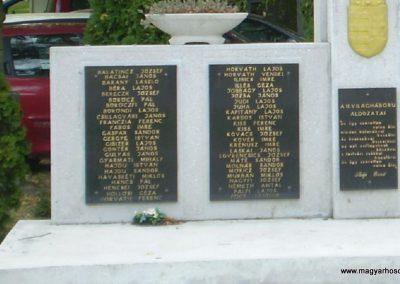 Nagyszakácsi II.vh emlékmű 2009.07.31.küldő-SOLEN (1)