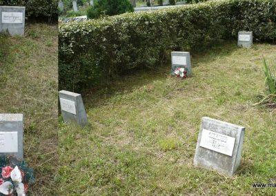 Nagyszalonta világháborús hősök emlékművei és síremlékei a temetőben 2013.06.29. küldő-Sümec (5)
