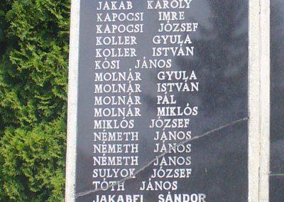 Nagytilaj világháborús emlékmű 2011.06.18. küldő-HunMi (2)