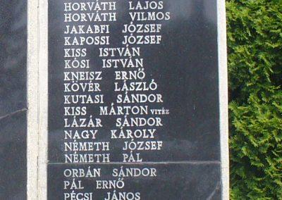 Nagytilaj világháborús emlékmű 2011.06.18. küldő-HunMi (3)
