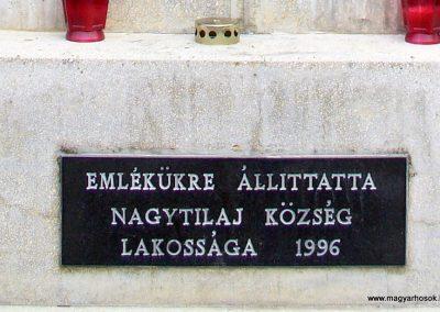 Nagytilaj világháborús emlékmű 2011.06.18. küldő-HunMi (4)