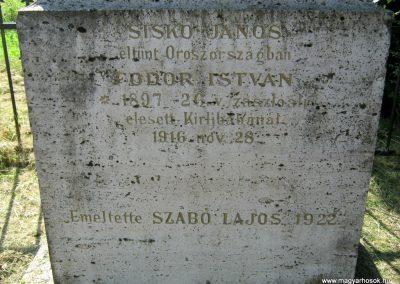 Nak-Nosztánypuszta I. világháborús emlékmű 2016.07.21. küldő-Emese (6)