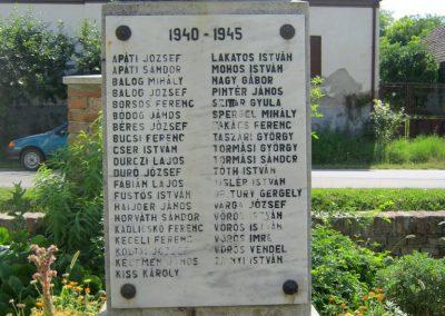 Nak világháborús emlékmű 2016.07.21. küldő-Emese (5)