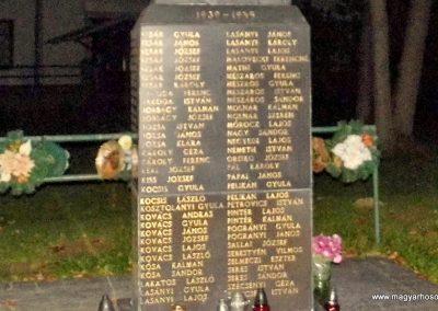 Negyed II. világháborús emlékmű 2014.11.22. küldő-Méri (6)