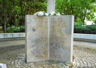 Nemesócsa II. világháborús emlékmű 2014.06.18. küldő-Méri (1)