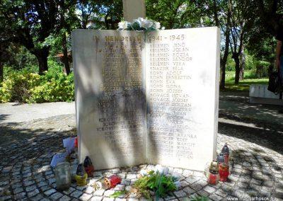 Nemesócsa II. világháborús emlékmű 2014.06.18. küldő-Méri (3)