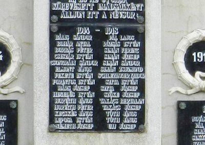 Nemesapáti világháborús emlékmű 2017.10.08. küldő-Huber Csabáné (2)