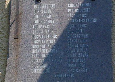 Nemesgulács, templom világháborús emléktáblák 2012.08.04. küldő-Nerr (5)