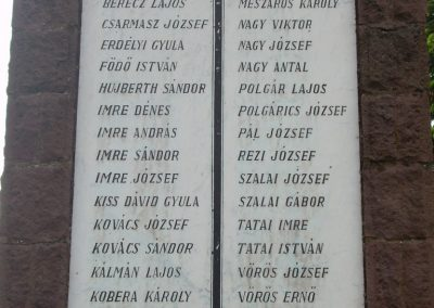 Nemeshany világháborús emlékmű 2008.05.04.küldő-Magyar Benigna (3)
