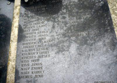 Nemeshetés világháborús emlékmű 2013.10.30. küldő-Sümec (11)