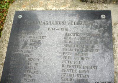 Nemeshetés világháborús emlékmű 2013.10.30. küldő-Sümec (7)