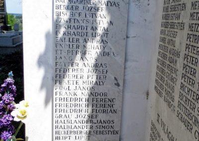Nemesnádudvar világháborús emlékmű 2014.07.13. küldő-Méri (3)