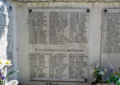 Nemesnádudvar világháborús emlékmű 2014.07.13. küldő-Méri (4)