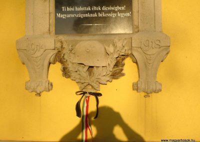 Nemespátró világháborús emléktáblák 2014.10.10. küldő-Sümec (5)