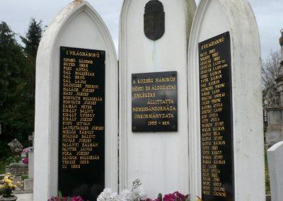 Nemessándorháza világháborús emlékmű 2013.10.30. küldő-Sümec (3)