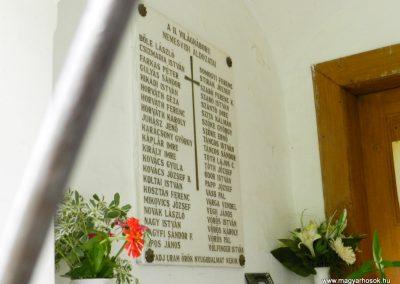 Nemesvid II. világháborús emléktábla 2014.08.31. küldő-Huber Csabáné (1)