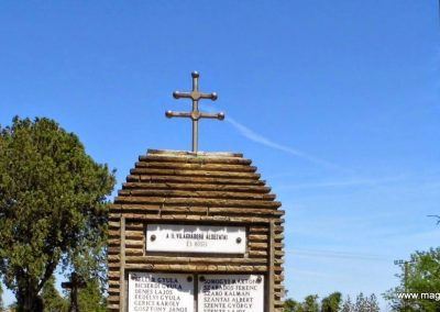 Nemesvita II. világháborús emlékmű 2014.06.09. küldő-Méri (1)