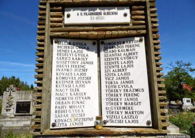 Nemesvita II. világháborús emlékmű 2014.06.09. küldő-Méri (2)