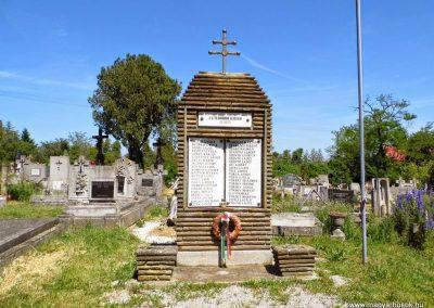 Nemesvita II. világháborús emlékmű 2014.06.09. küldő-Méri
