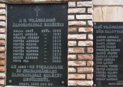 Nemti világháborús emlékmű 2008.07.15. küldő-Kályhás (3)